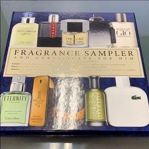 Other - Fragrance sample set for men
